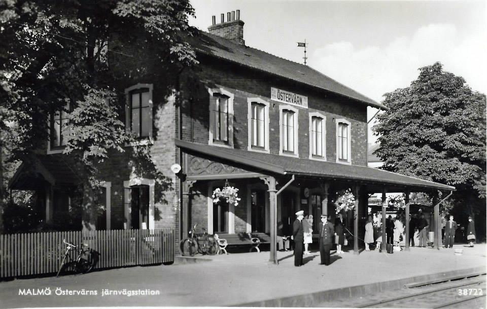 Östervärn Station