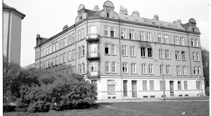 Högamöllegatan 1977