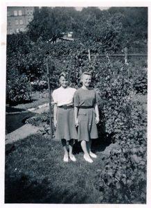 Mor och moster