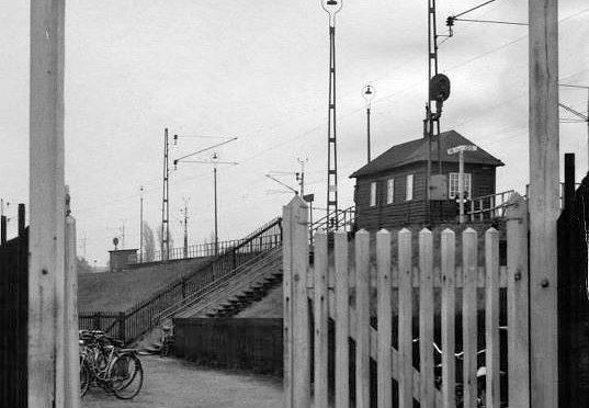 Lundavägens hållplats