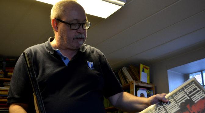 F.d. sensorikern Mats Sachers bästa bokköp