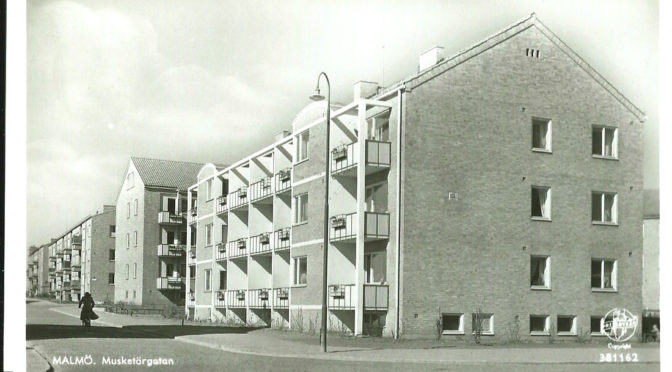 Modern byggnadshistoria i  Kirseberg (del 2)