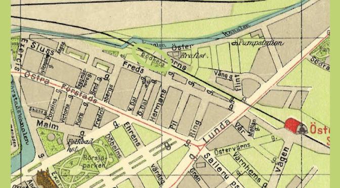 Försvunna gator: Bödkergatan