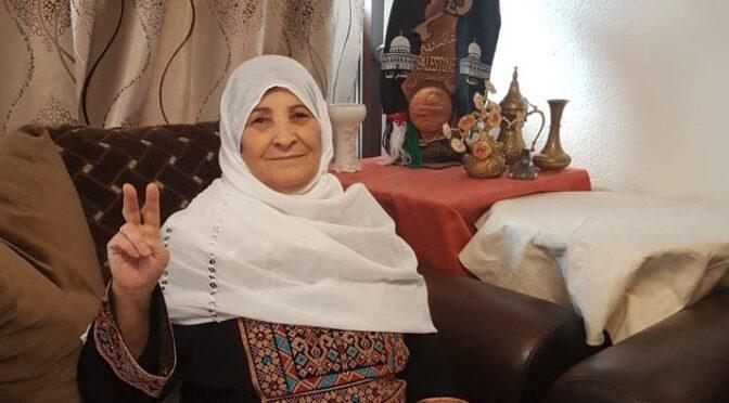 Khadra – ett liv på flykt
