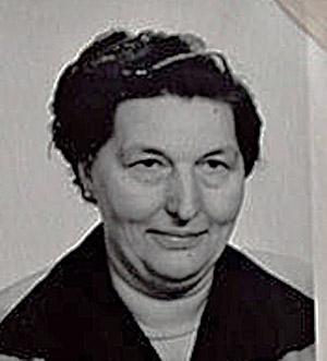 Min fantastiska mormor Ester!