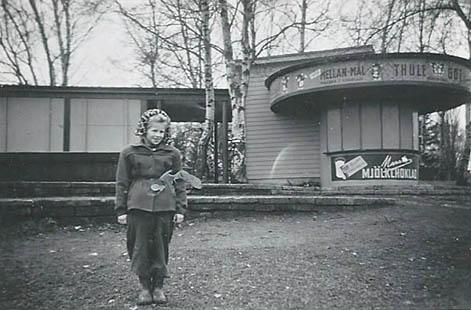 Midsommarafton 1947 av Backabusen Lennart Olsson