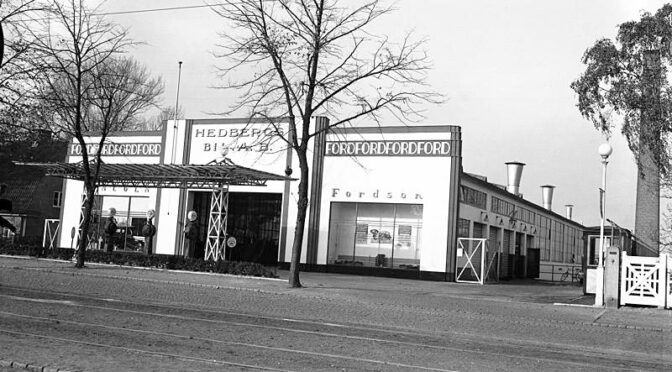 """""""Till minnet av Hedbergs bil"""" Backaförfattaren Lennart Olsson filosoferar över svunna tider"""